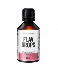 Aroma Flav Drops Strawberry 50 ml