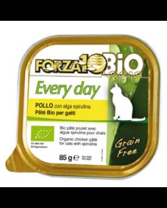 Patè al pollo per gatti adulti 100 g BIO