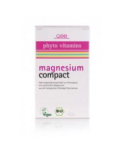 Magnesio compact 37 g BIO  (6 pezzi)