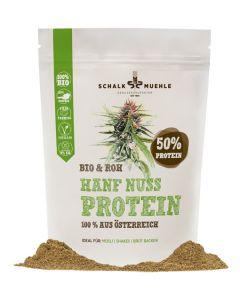 Farina di Canapa Disoleata 350g (50% proteine) BIO