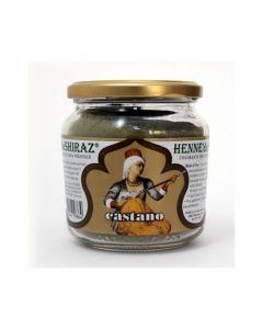Hennè colorante per capelli - castano 150 g BIO  (min. acquisto 10 pezzi)