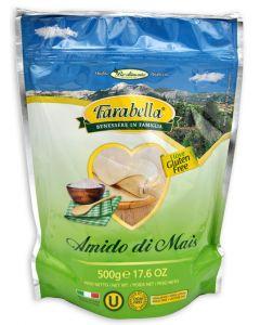 Amido di Mais 500 g senza glutine e senza lattosio