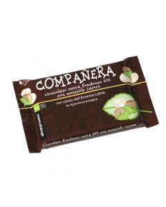 Cioccolato Companera Fondente Extra Nocciole Intere BIO 100 g