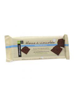 Blocco Cioccolato Fondente BIO 200 g
