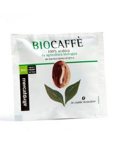 Caffè 100% Arabica Biocaffè In Cialda BIO 7 g