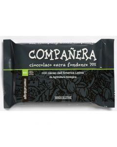 Cioccolato Companera Fondente BIO 100 g
