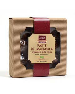 Paste Di Mandorla Caffè Limone, Carruba BIO 180 g (6 pezzi)