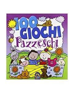 100 Giochi Pazzeschi - Viola - Libro (min. acquisto 10 pezzi)