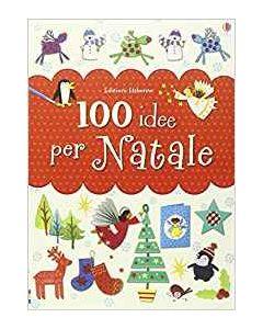 100 Idee per Natale - Libro (min. acquisto 10 pezzi)