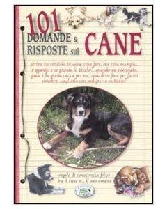 101 Domande e Risposte sul Cane (min. acquisto 10 pezzi)