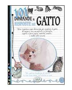 101 Domande e Risposte sul Gatto (min. acquisto 10 pezzi)