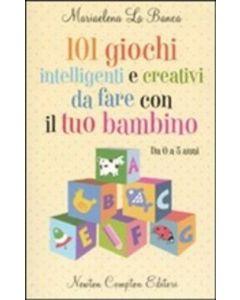 101 Giochi Intelligenti e Creativi da Fare con il tuo Bambino (min. acquisto 10 pezzi)