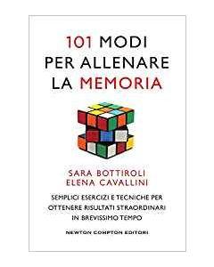 101 Modi per Allenare la Memoria - Libro (min. acquisto 10 pezzi)