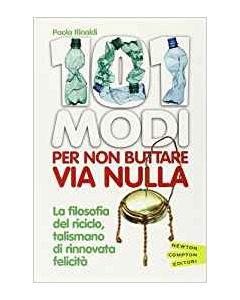 101 Modi per pon Buttare via Nulla - Libro (min. acquisto 10 pezzi)