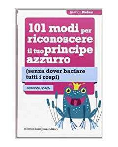 101 Modi per Riconoscere il tuo Principe Azzurro - Libro (min. acquisto 10 pezzi)