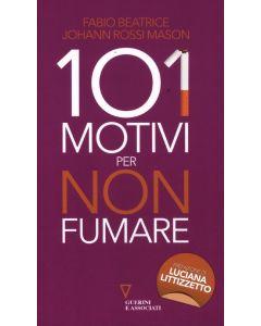 101 Motivi per non Fumare - Libro (min. acquisto 10 pezzi)