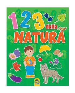 123 della Natura - Libro (min. acquisto 10 pezzi)