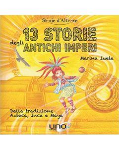 13 Storie dagli Antichi Imperi - Libro (min. acquisto 10 pezzi)