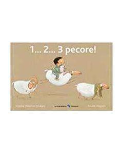1...2...3 Pecore! - Libro (min. acquisto 10 pezzi)
