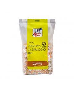 Mix per Zuppa al Grano Saraceno 400g BIO