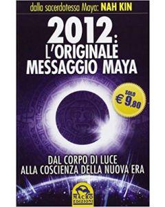 2012 l'Originale Messaggio Maya - Libro (min. acquisto 10 pezzi)