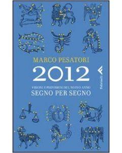 2012 Visioni e Previsioni sul Nuovo Anno (min. acquisto 10 pezzi)