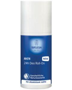 24h - deo roll-on men 50 ml BIO  (min. acquisto 10 pezzi)