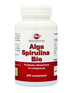 Spirulina Alga 150g (300 capsule) BIO