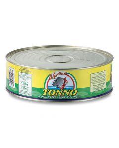 Tonno a filetti in olio extravergine d'oliva 1.7kg BIO