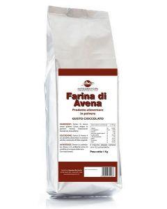 Farina di Avena (Gusto Cioccolato) 1Kg