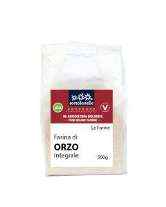 Farina di Orzo Integrale 500 g Bio
