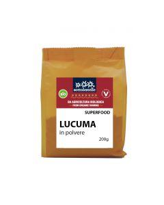 Lucuma in polvere 200g Bio