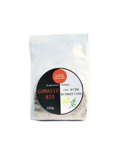 Gomasio con Erbe Aromatiche 200g Bio