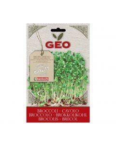 Semi di Cavolo Broccolo 13g Bio per germogli