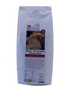Preparato per Pane al Grano Saraceno 1Kg BIO senza glutine (min. acquisto 10 pezzi)