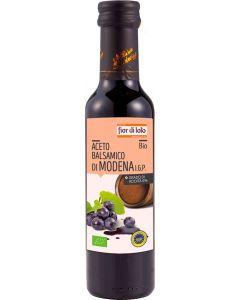 Aceto balsamico di modena i.g.p. 250 g BIO
