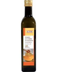 Aceto di miele di acacia piemontese 550 ml BIO