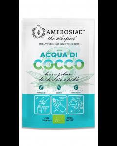 Acqua di cocco disidratata bustine monodose 10 g