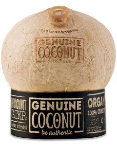 Acqua di cocco fresca 300 ml BIO  (min. acquisto 10 pezzi)
