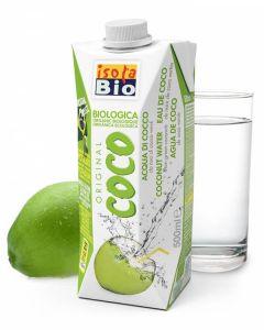 Acqua di cocco 500 ml BIO (min. acquisto 10 pezzi)