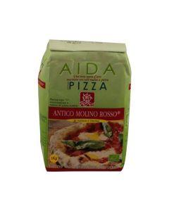 Aida 1 - Farina Tipo 1 di g. t. per pizza 1Kg BIO (min. acquisto 10 pezzi)
