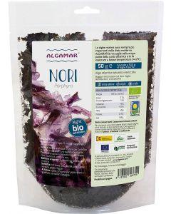 Alga nori 50 g BIO senza glutine  (min. acquisto 6 pezzi)
