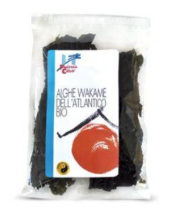 Alghe wakame dell'Atlantico 30 g BIO