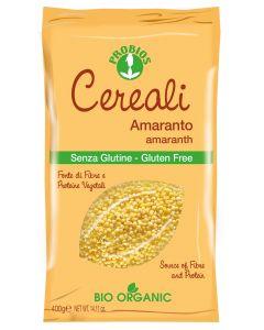 Amaranto in chicchi senza glutine 400 g BIO