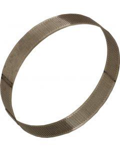 Anello - Cerchio inox forato 15cm (professionale) (min. acquisto 10 pezzi)