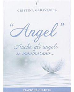 Angel - Libro (min. acquisto 10 pezzi)