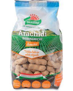 Arachidi (varietà antica) 250 g BIO  (min. acquisto 10 pezzi)