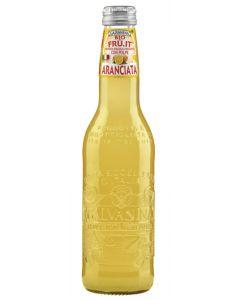 Aranciata bionda bio in bottiglia 330 ml (min. acquisto 10 pezzi)
