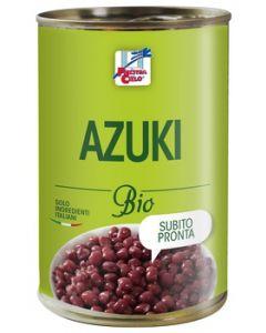 Azuki pronti da servire 400 g - 230 g sgocc. BIO