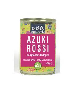Azuki Rossi Pronti 200 g BIO